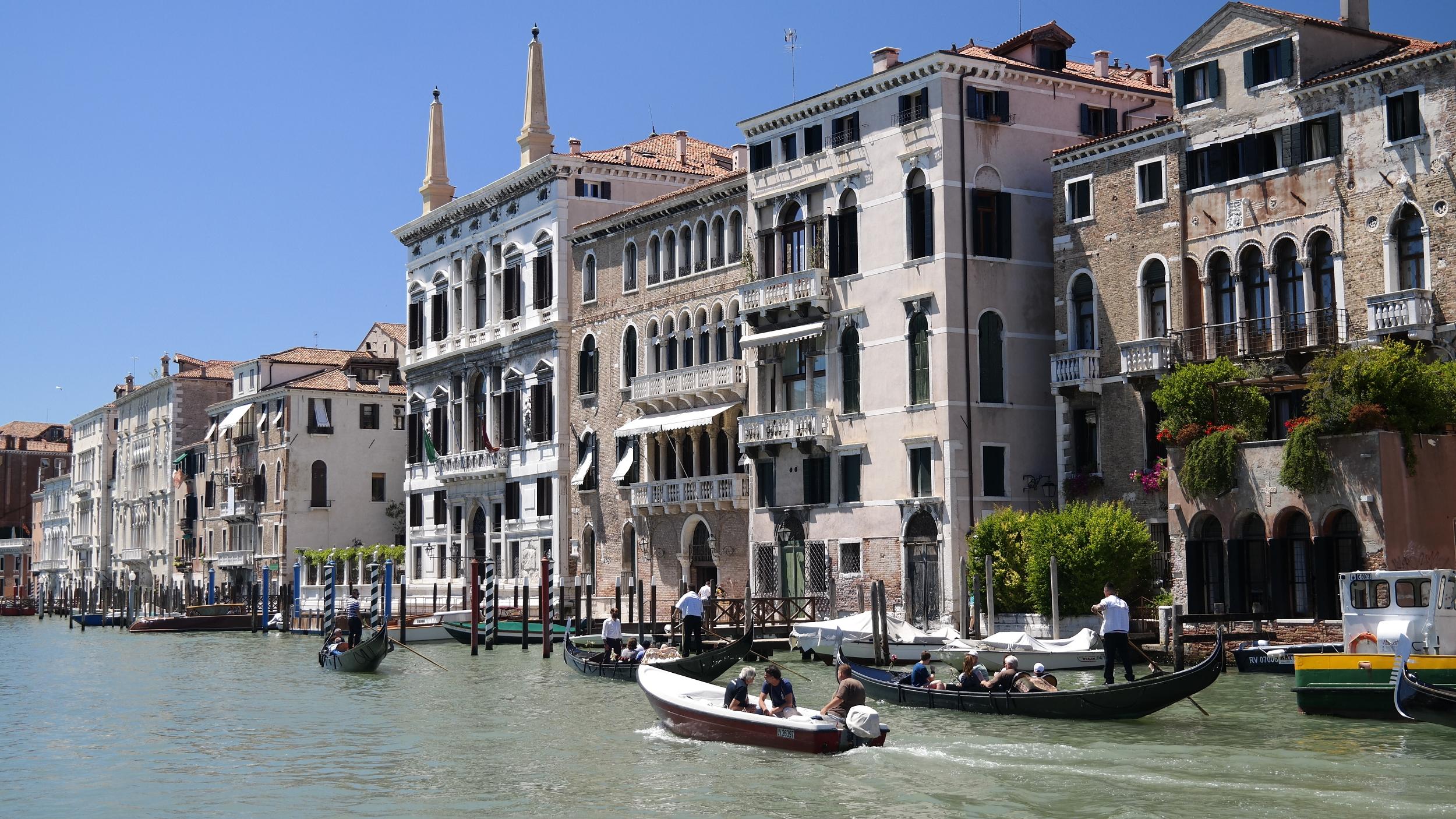 venedig hotels am canale grande hotel 39 s direkt am
